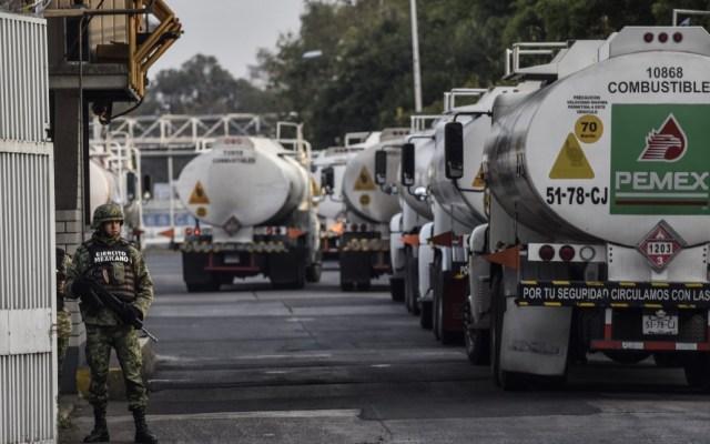 Pemex presentó 13 mil 560 denuncias por robo de combustible en un año - convocatoria chofer pipas