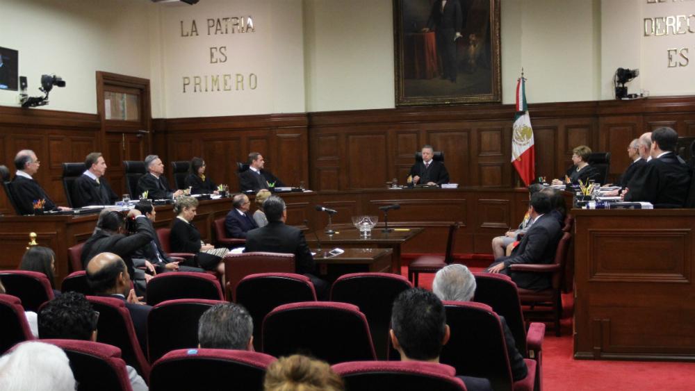 SCJN admite controversia de Silvano Aureoles sobre pagos a la educación - Foto de Notimex