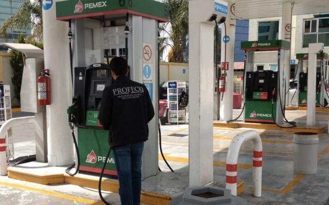 Profeco llama a denunciar abusos en gasolineras - Foto de Twitter Profeco