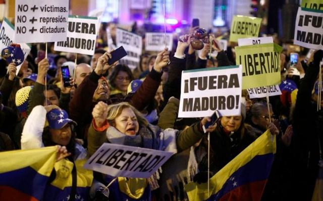 Protestas dejan más de 40 muertos en Venezuela: ONU - Foto de AP