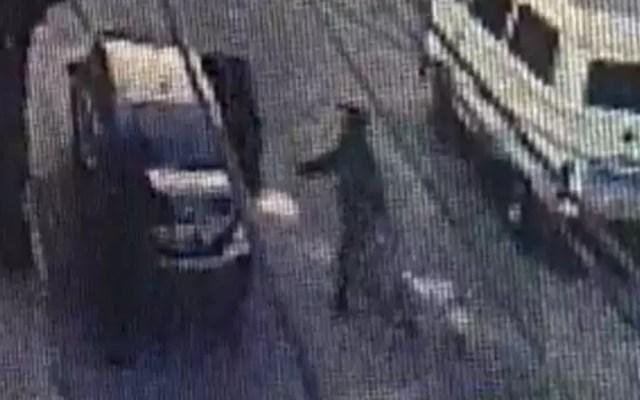#Video Sujetos armados roban perro en Ecatepec - Captura de pantalla