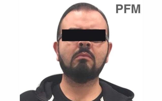 Rodrigo Vallejo apela auto de formal prisión - Foto de PFM