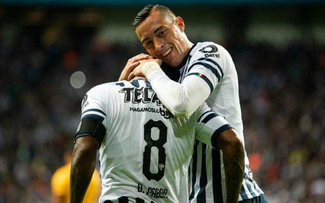 Rayados no tuvo piedad al golear a Pachuca - Foto de Mexsport