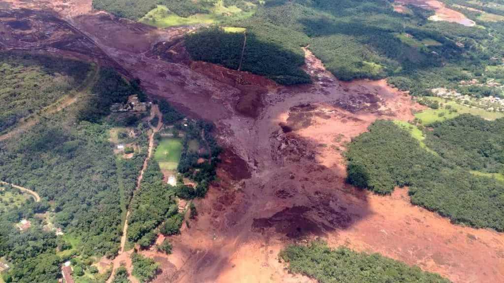Al menos 200 desaparecidos por ruptura de diques en Brasil - Foto de Internet