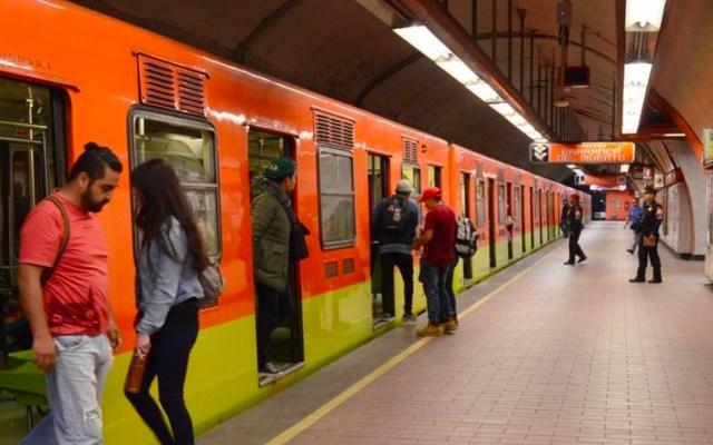 Mujer denuncia intento de secuestro en estación del Metro - Foto de Internet
