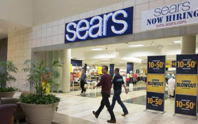 Sears salva del cierre 400 tiendas - Tienda Sears. Foto de Internet
