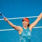 Sharapova elimina a Wozniacki en el Abierto de Australia - Foto de @WTA