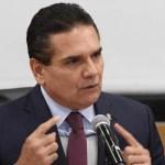 Ferrovías no son competencia de Michoacán: Silvano Aureoles - Foto de Notimex
