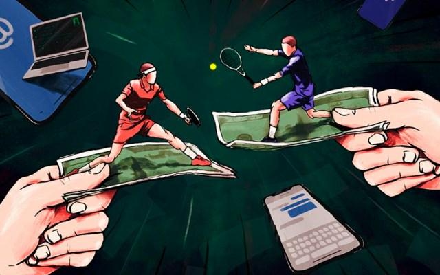 Detienen en Francia a dos tenistas por partidos amañados - Foto de @lequipe