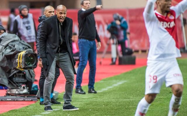 El Mónaco suspende a Thierry Henry - Foto de Mónaco