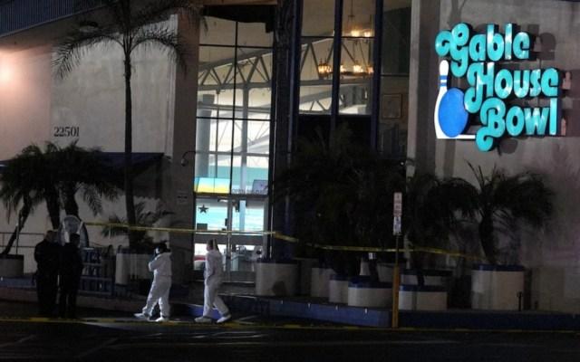 Tiroteo deja tres muertos y cuatro heridos en California - Foto de Getty