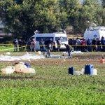 Sedena resguarda zona de explosión en Tlahuelilpan - Tlahuelilpan. Foto de internet.