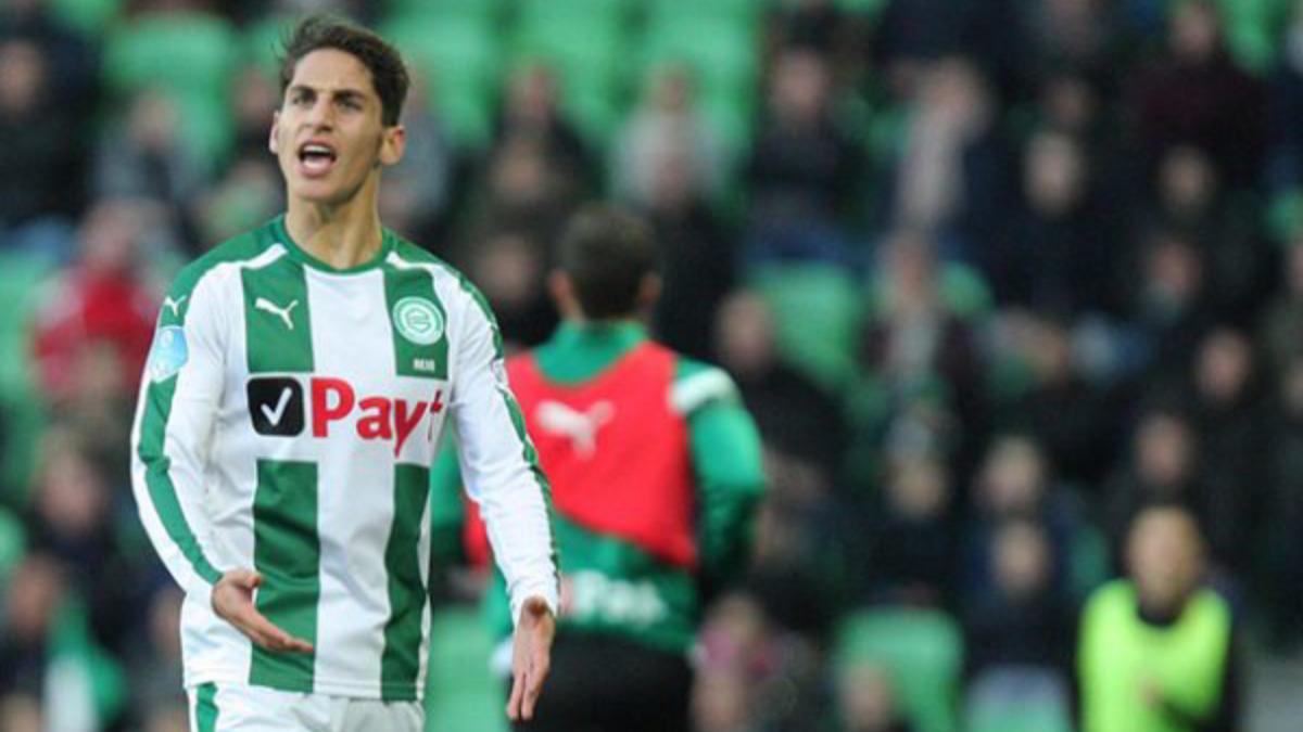 Uriel Antuna saldría del Groningen y regresaría con el Manchester City