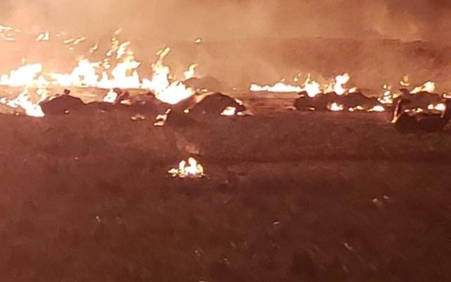 Emergencia por explosión de ducto en Tlahuelilpan, Hidalgo