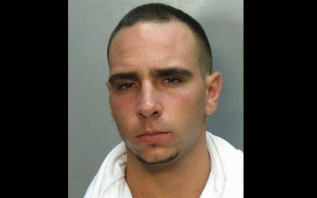 Arrestan en Miami a hombre acusado de matar a taxista - Foto de Departamento de Prisiones de Miami-Dade