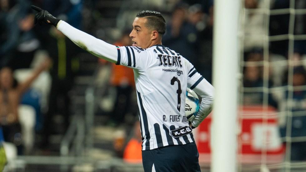 Monterrey golea a Lobos y mantiene el liderato - Foto de Jorge Martínez/Mexsport
