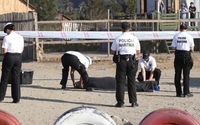 Pareja de abuelos muere al rescatar a su nieta cuando se ahogaba - Foto de Mercurio Valparaíso