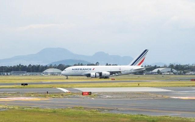 Air France cancela vuelos a Venezuela por crisis en el país - Foto de Tania Villanueva/López-Dóriga Digital