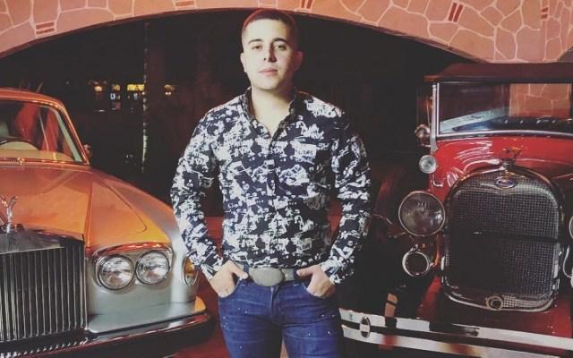 Asesinan a cantante de corridos en Jalisco - El cantante de narcocorridos tenía 25 años de edad. Foto de @alejandrovillaoficial