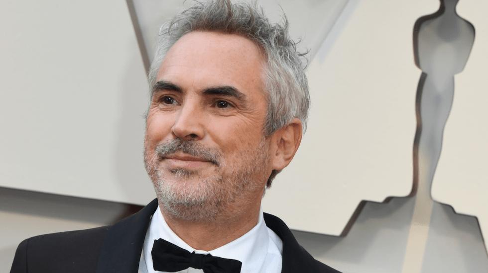 Cuarón, Óscar a Mejor Director por 'Roma' - Foto de Frazer Harrison/Getty Images/AFP