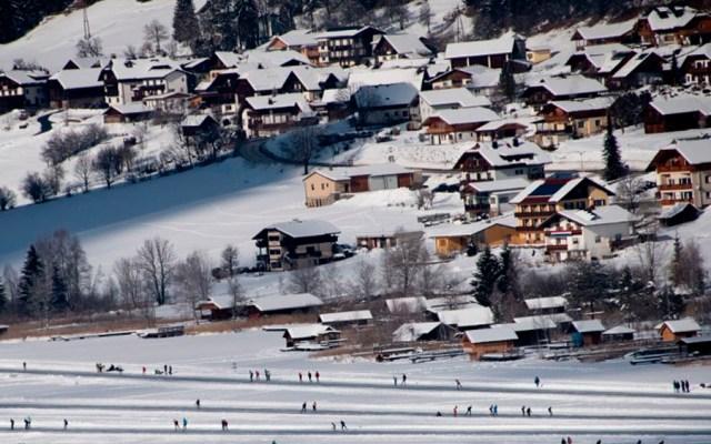 Avalanchas dejan al menos diez muertos en los Alpes - Foto de AFP