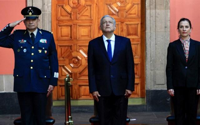 Quedará establecida la democracia como sistema de gobierno: AMLO - Foto de Notimex