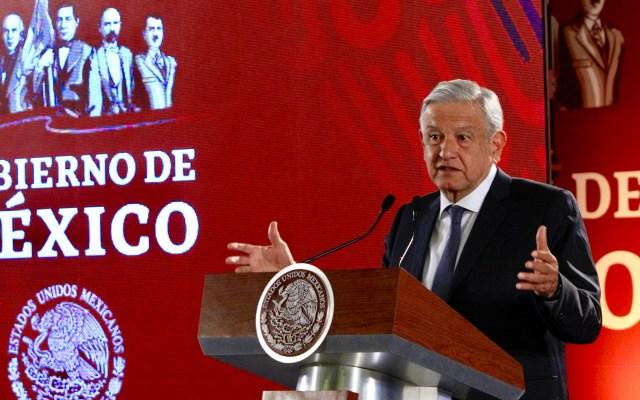 Apoyos sociales ya no se darán mediante intermediarios: AMLO - Andrés Manuel López Obrador Conferencia 7 Febrero. Foto de Notimex.