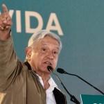 Cuarta Transformación abatirá la corrupción: López Obrador - López Obrador en Durango. Foto de Notimex