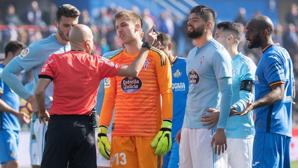 Néstor Araujo anota en derrota del Celta de Vigo