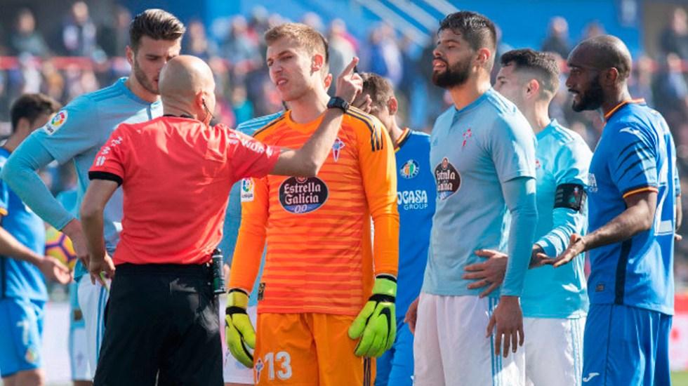 Néstor Araujo anota en derrota del Celta de Vigo - Foto de @RCCelta