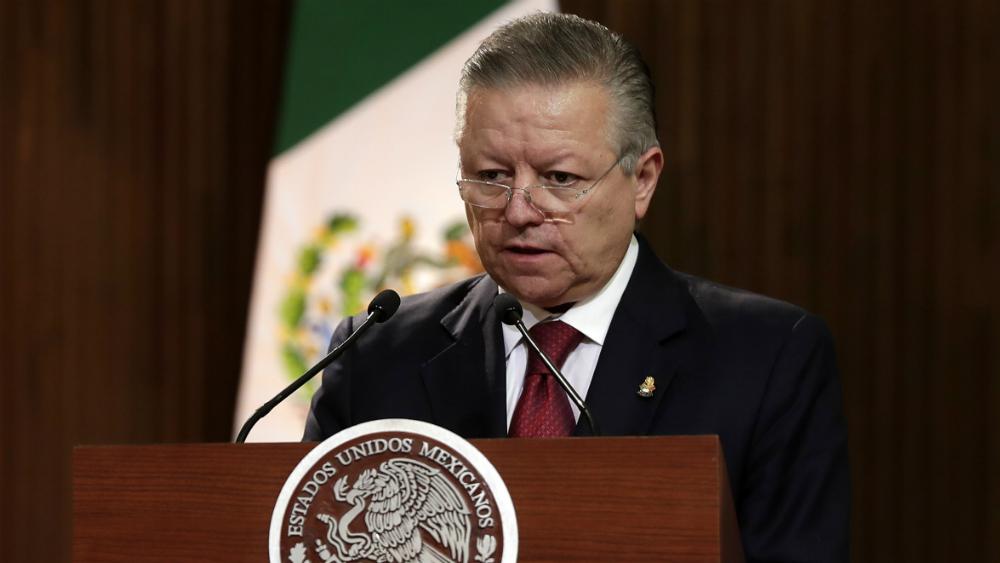 Consejo de la Judicatura Federal destituye a dos magistrados por corrupción - Arturo Zaldívar SCJN