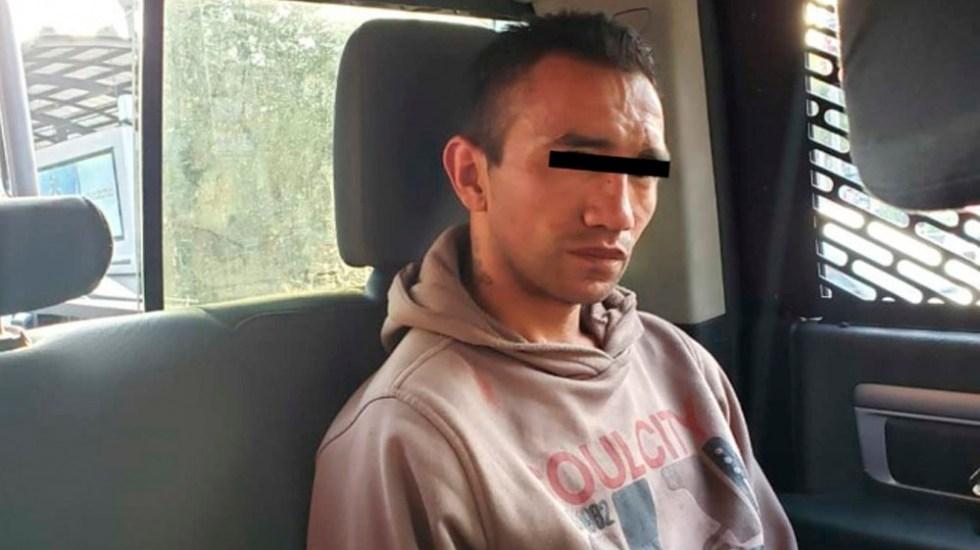 Detienen a hombre tras acuchillar a dos menores en Parque La Bombilla - Foto Especial