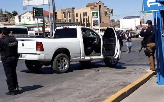Matan a director de Seguridad Pública Municipal de Cuauhtémoc, Chihuahua - Foto de @alcontacto