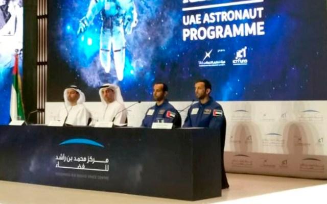 Emiratos Árabes Unidos enviará a hombre al espacio en septiembre - Foto de Gulf News