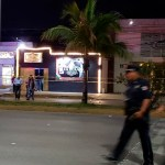 Ataque deja cinco muertos en bar de Cancún - Foto de @Noticaribe