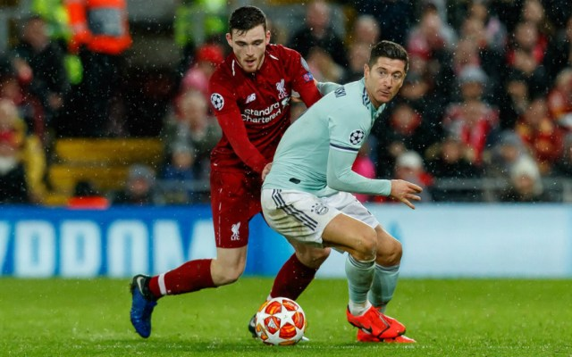 Bayern Munich logra valioso empate ante Liverpool - Foto de UEFA Champions League