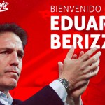 Eduardo Berizzo es el nuevo técnico de Paraguay - Foto de @Albirroja