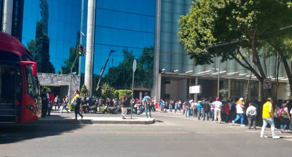 Se restablece circulación en Insurgentes Sur tras manifestación. Noticias en tiempo real