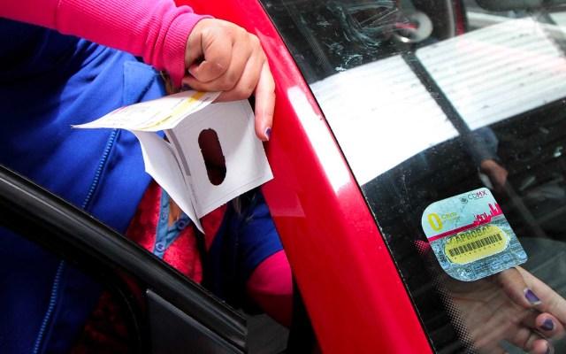 Autos modelo 2006 o posteriores podrán obtener calcomanía cero - Foto de Posta
