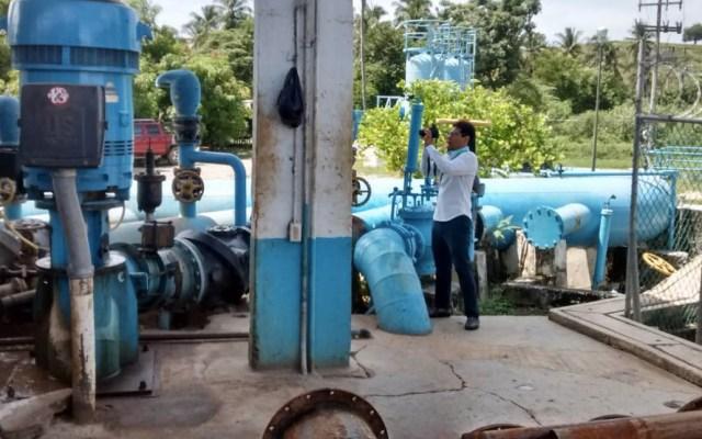 Corte de electricidad dejará sin agua a Acapulco por 72 horas - Foto de Camapa