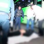 Cómplice mata a ladrón de transporte público en Álvaro Obregón