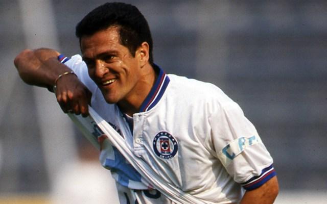 El fuerte mensaje de Carlos Hermosillo a la plantilla de Cruz Azul - Foto de Mexsport