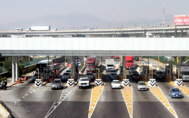 A partir de este 1 de febrero sube peaje en carreteras - Foto de Notimex