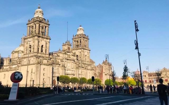Derrama económica por más de 2 mil mdp en fin de semana largo: Sectur - Foto de Tania Villanueva/ López-Dóriga Digital