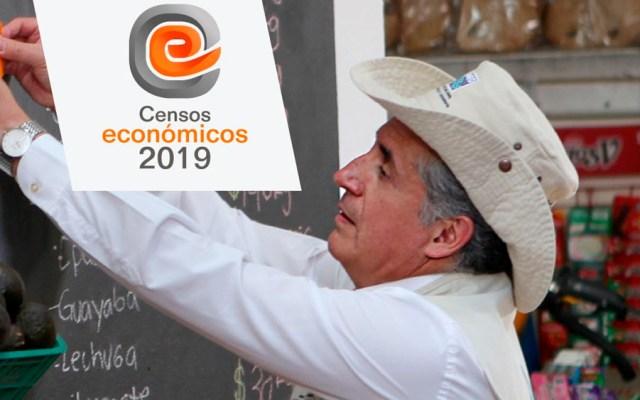 INEGI inicia Censos Económicos 2019 - Foto de @INEGI_INFORMA