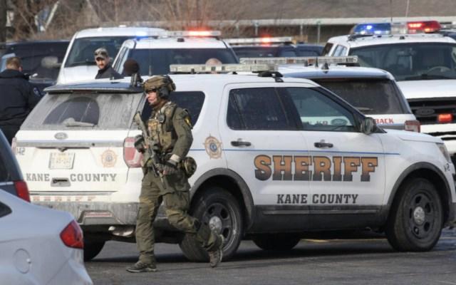 Cinco muertos tras tiroteo en Illinois - Cinco muertos tras tiroteo en Illinois