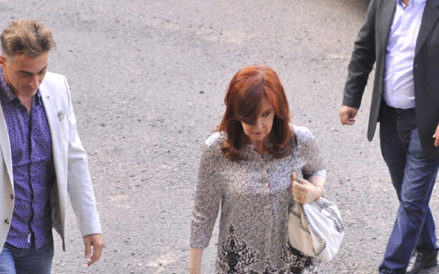 Cristina Fernández niega nuevamente acusaciones de corrupción - cristina fernández juicio
