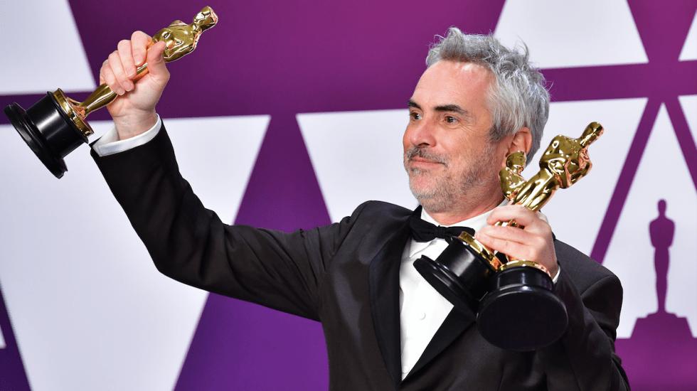 México gana por primera vez Óscar a Mejor Película Extranjera - Foto de FREDERIC J. BROWN / AFP