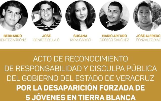 Gobierno de Veracruz ofrecerá disculpa pública por caso Tierra Blanca - Foto de @CentroProdh