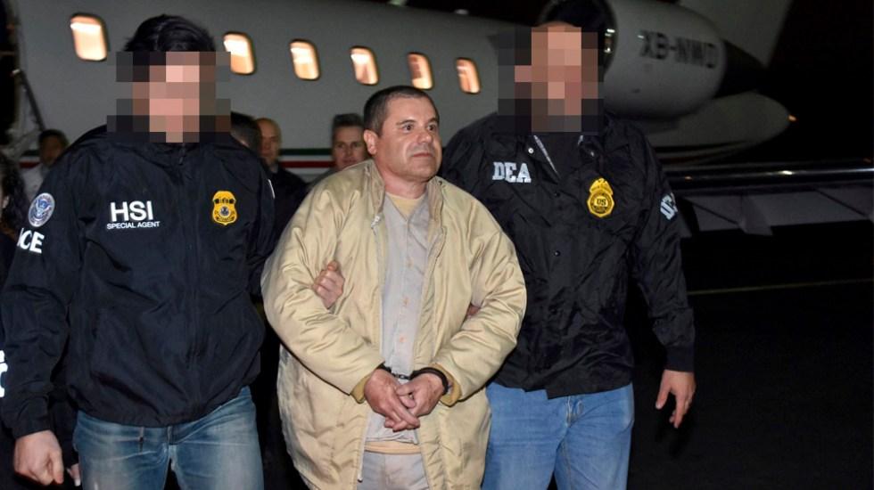 Sentencia de 'El Chapo' se dará a conocer el 25 de junio - Narcotráfico